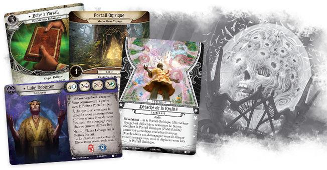 Fantasy Flight Games - Les Dévoreurs de Rêves (Deluxe)